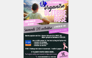 Action octobre rose